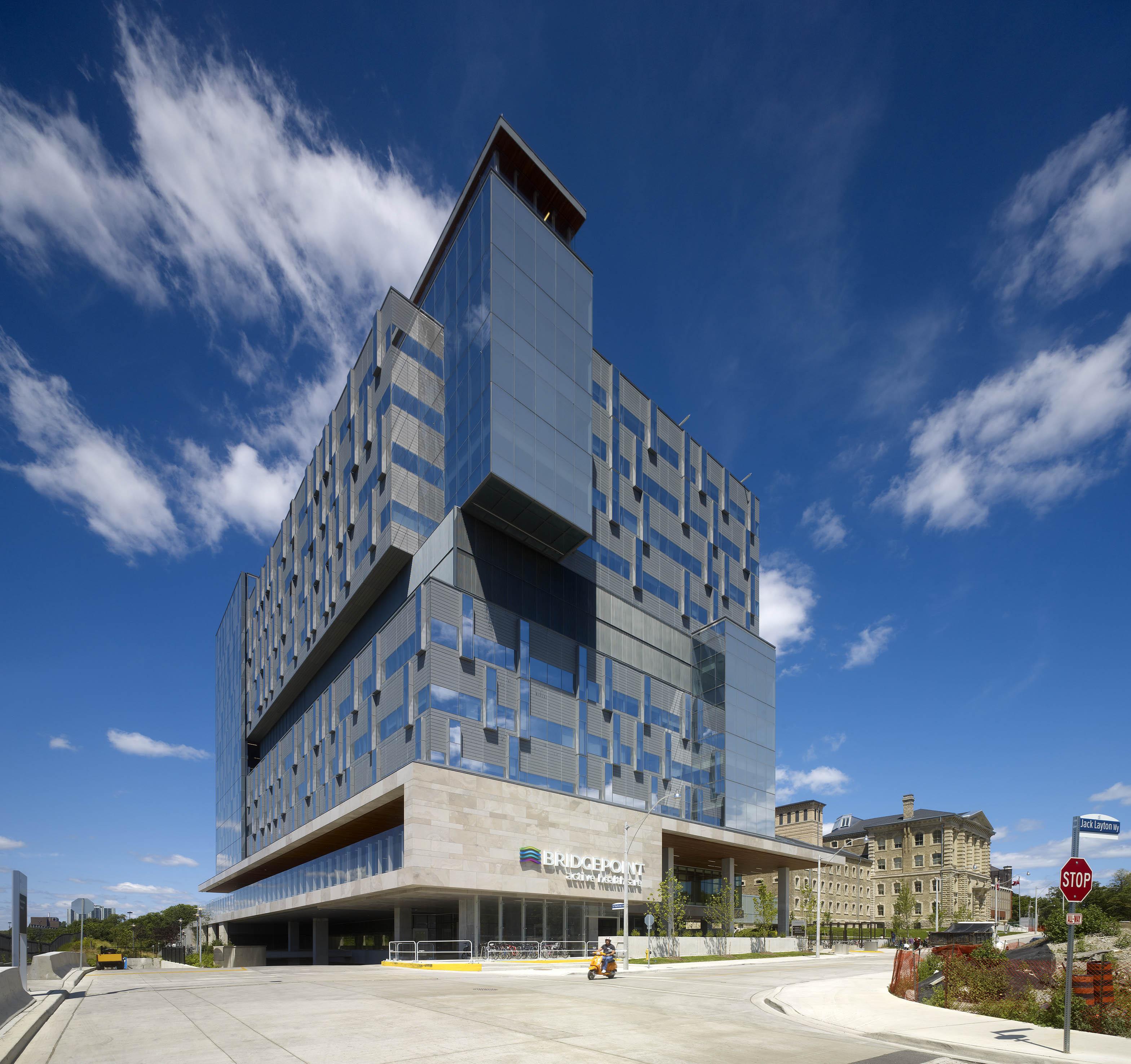 Hospital Design And Health Outcomes Bridgepoint Health